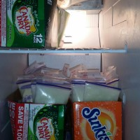 Breastmilk Frozen or Fresh IN BAGS