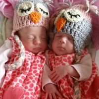 Recent twin preemies-over supply of healthy, high protein milk