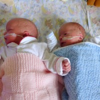 Adopting New Born Preemie Twins.  Would love to give them the best start.