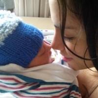 Newborn breastmilk