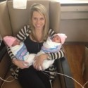 Healthy physician assistant mom & fat, healthy baby!  250+ oz!