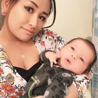 -Ohio- Japanese mom who eats healthy food- healthy breast milk!