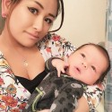 -Ohio- Japanese mom who eats healthy food- healthy breast milk!