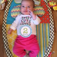 Breast milk for sale from baby girl in the 92nd percentile for height and weight