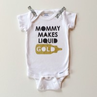 Healthy/Active mom of big healthy baby with extra LIQUID GOLD!