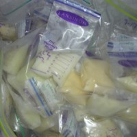 Selling 500 oz of breast milk.  $1 an oz.