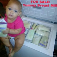 For Sale: Yummy Mommy's Milk