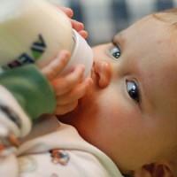 Bargain milk from healthy Mum