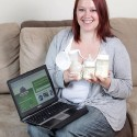 600 + oz frozen breast milk from healthy mommy of 4 mo old