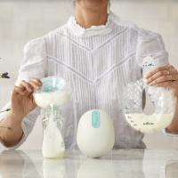 Breast milk frozen/fresh for sale  don't smoke don't drink