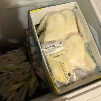 Bulk frozen Milk