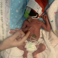 Healthy Over Supplier of a Micro-Preemie