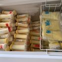 Over 2000 oz of excess breast milk for sale
