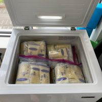 Healthy Overproducer selling frozen breast milk locally $1/oz - no meds, no drugs, healthy clean diet