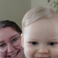 10 month old nursing,