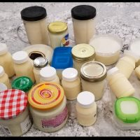 Fatty Frozen Milk